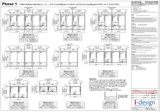 Door window schedules for Schedule of doors and windows sample